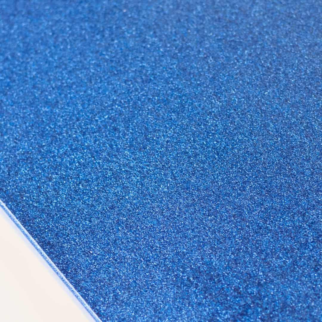 Metálica Azul